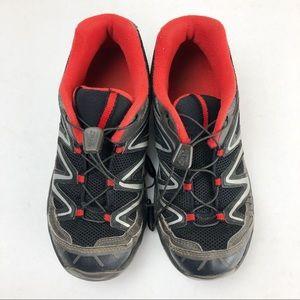 Salomon Waterproof Junior Trail Running Shoes